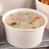 Customized 24oz 32oz Disposable Small Soup Paper Bowl Take Away Paper Bowl