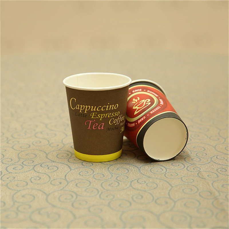 custom printed 16oz coffee cup