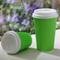 Disposable custom printed 250ml compostable paper cup