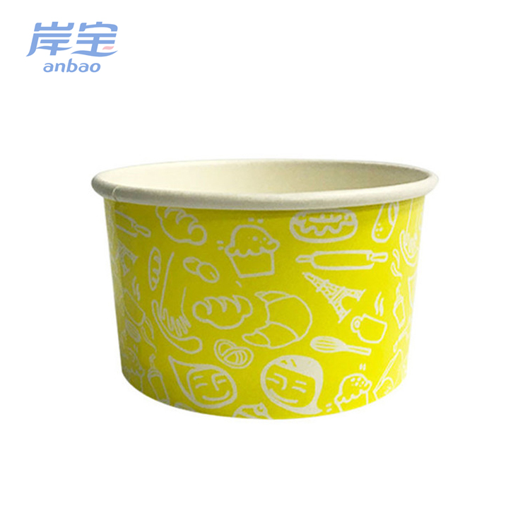 disposable paper soup cup wholesale