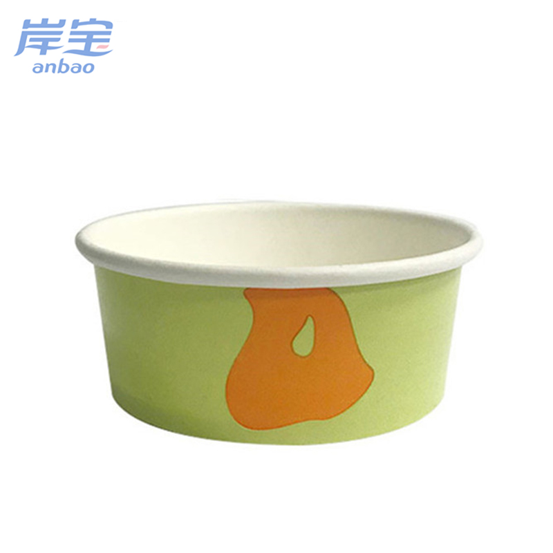 user-friendly disposable ice cream paper cup price