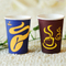 Chinese Supplier Single Wall Paper Hot Disposable Coffee Cups With Lids