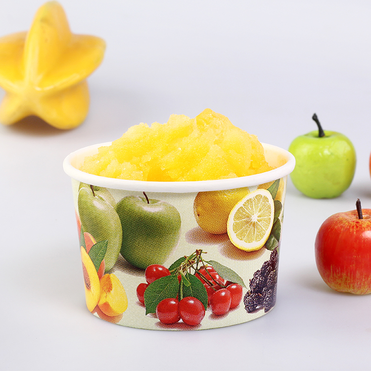 Wholesale Paper Ice Cream Tubs For Take Away