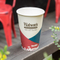 Custom Printed 10oz Kids 12oz PLA Single Wall Paper Cold Cup