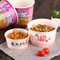 high quality disposable salad bowls and ice cream paper cups