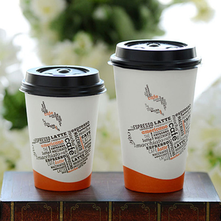 Wholesale Healthy Single Wall Disposable 32oz Cold Drink Paper Cup