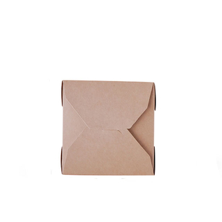 Food Grade take out paper box for sushi snacks fried chickens